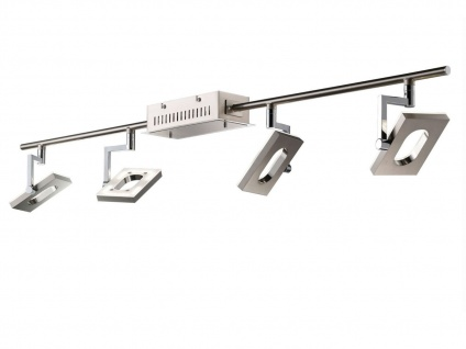 Dimmbarer LED Deckenstrahler, Spots schwenkbar, Fischer Leuchten