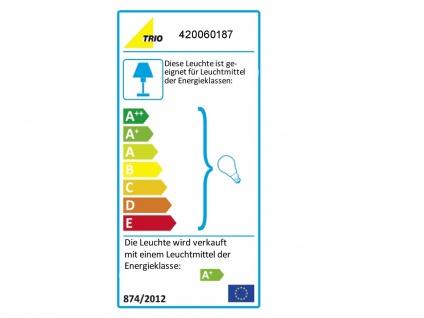LED Pollerleuchte Titanfarben 80cm - 2er Set Wegeleuchten Terrassenbeleuchtung - Vorschau 3
