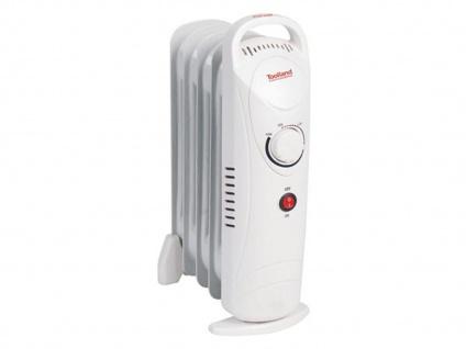 Öladiator Heizkörper Schnellheizer mit Thermostat - mobile Elektro Zusatzheizung
