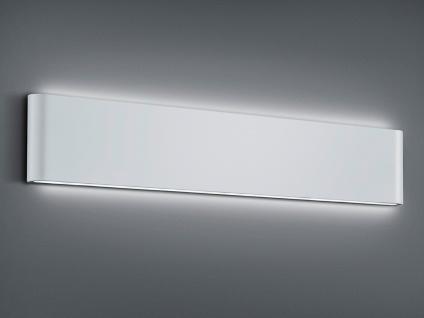 LED Außenwandlampe mit UP and DOWN weiß Breite 46, 5cm - moderne Hausbeleuchtung