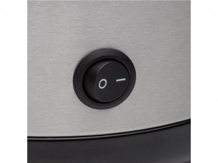 Elektrischer Reiskocher Reisgarer Dampfgarer 0, 6 Liter 300Watt Warmhaltefunktion - Vorschau 5