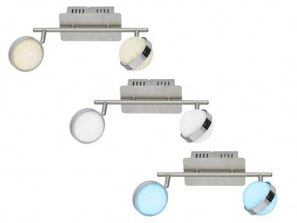 2er Set LED Deckenlampe STER, Fernbedienung, dimmbar, 3000-6500K, Deckenleuchte - Vorschau 5