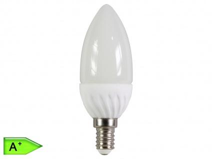 LED Leuchtmittel Kerze 3W warmweiß, 210 Lm, E14, nicht dimmbar XQ-lite