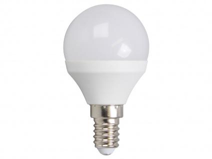 LED Leuchtmittel 3Watt, Mini Globe, warmweiß, E14, 250 Lumen