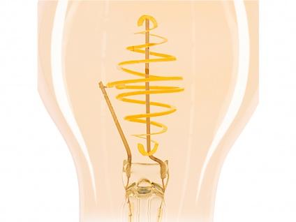 FILAMENT LED Leuchtmittel A60 mit 3 Watt, 150 Lumen, 2000 Kelvin, E27-Sockel - Vorschau 4