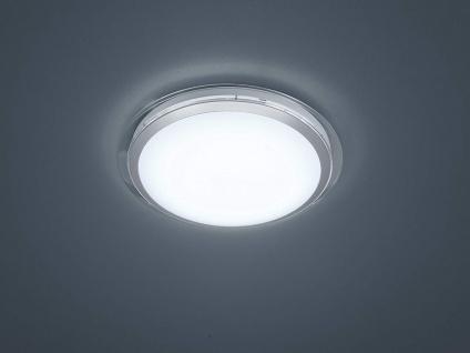 Flache LED Deckenleuchte rund mit Nachtlichtfunktion dimmbare Esszimmerleuchten - Vorschau 3