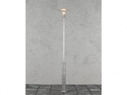 2er Set Konstsmide Außenstehleuchte Mastleuchte MODE, bruchsicher, Lampe außen - Vorschau 3
