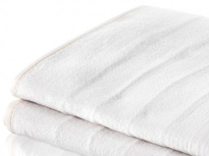 Elektrisches Unterdeckenset für 2 Personen, waschbare Heizdecken, Wärmetherapie - Vorschau 3