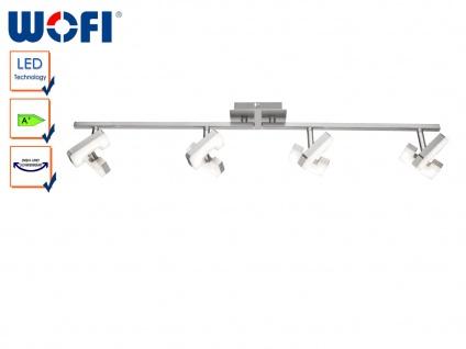 LED Deckenleuchte, Strahler, Spots schwenkbar, Wofi-Leuchten