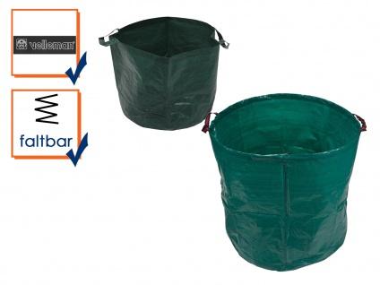 Gartenabfallsack Set mit Griffen von Toolland, Kapazität 65 L und 272L