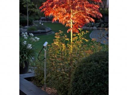 LED-Erdspießstrahler Erdspießleuchte Außenstrahler Gartenstrahler MONZA - Vorschau 5