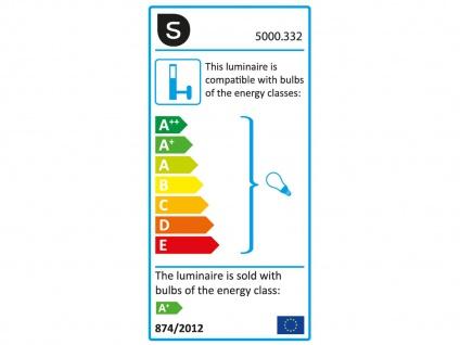 2x LED Außenwandleuchte Bastia Aluminium Anthrazit Down Light Wandleuchte Außen - Vorschau 3