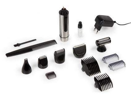 Elektrischer Körper Haarschneider 5in1 mit Akku Body Trimmer Rasierer Apparat - Vorschau 3
