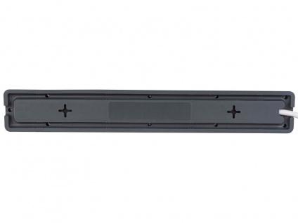 Steckdosenerweiterung 6 fach Leiste, Mehrfachsteckdose mit 2 USB Anschlüssen - Vorschau 5