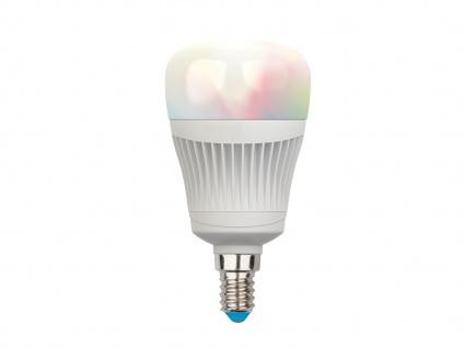 RGBW WiZ LED Leuchtmittel mit E14 Sockel 7 Watt, Sprachsteuerung & Fernbedienung - Vorschau 2