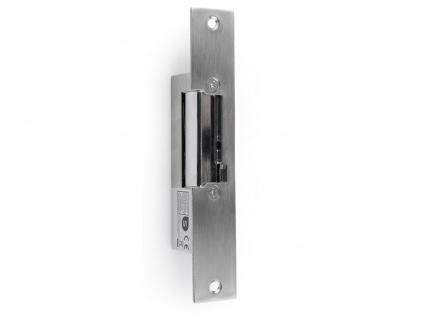 Set: Einparteien Türsprechanlage mit Türöffner für normale Türen links / rechts - Vorschau 5