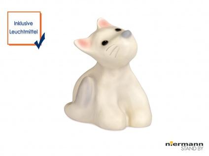 Dekolampe LED Stimmungslicht treuer Kinderfreund Katze FELIX Kinderzimmerlampe
