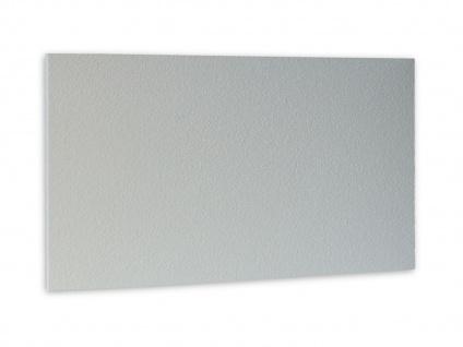 600W Infrarotheizung, 120x60 cm, für Räume 15-30m³, bemalbar, IP44 - Vorschau 2