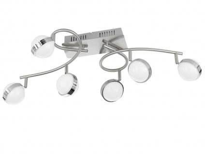 LED Deckenleuchte STER, Breite 71, 5 cm, Fernbedienung, dimmbar, Deckenlampe - Vorschau 2