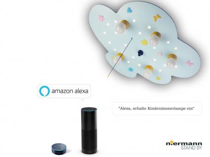 Deckenleuchte Babyline Zugschalter LED-Schlummerlicht Amazon Echo kompatibel NEU