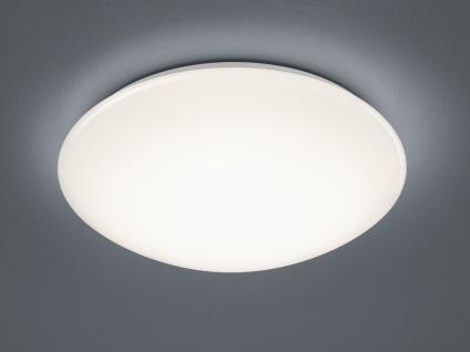 LED Deckenleuchte Ø37cm mit Bewegungsmelder und Dämmerungssensor IP44 Badleuchte