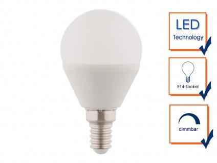 LED Leuchtmittel 5 Watt DIMMBAR für E14 Fassung 400 Lumen 3000 Kelvin Ø4, 5cm, A+ - Vorschau 2