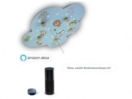 Kinder Deckenleuchte XXL Sternenhimmel Amazon Echo kompatibel LED-Schlummerlicht