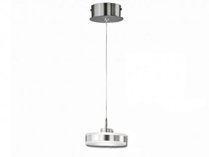 LED Pendelleuchte PUK Ø 14cm dimmbar höhenverstellbar Hängeleuchten Pendel