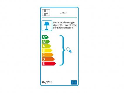 Deckenleuchte altmessing/Glas alabasterfarbig Ø 40 cm Honsel-Leuchten - Vorschau 2