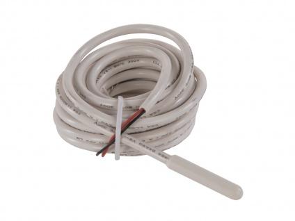 Bodenfühler f. Raumthermostate, 3m Kabel, Funkregelungstechnik Vitalheizung