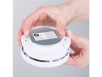6er Set Rauchmelder 10 Jahre Batterie + Magnethalterung mit VdS & Q-Siegel - Vorschau 5