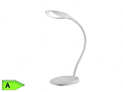 Trio LED-Tischleuchte SWAN, inkl. 7W, Sensordimmer, Lichtfarbe einst. - Vorschau 1
