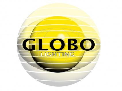 Globo Pendelleuchte LORT, Schirm Edelstahl verchromt, Dekorstanzung Baummuster - Vorschau 5
