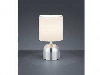 Touch Stoff Tischlampe für die Beleuchtung Fensterbank & Fensterbrett ganzjährig