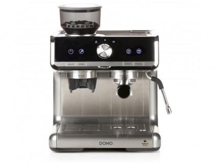 Profi Espressomaschine Barista Kaffeevollautomat mit Mahlwerk & Milchaufschäumer - Vorschau 2