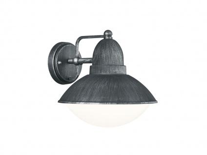 Antik-Look Außenwandleuchte mit dimmbare LED, E27 Fassung, 800lm, 10W, warmweiß