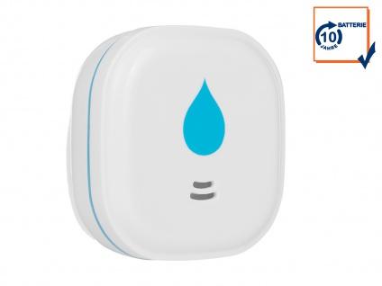 Wassermelder 10-Jahres-Batterie Wasseralarm Wasserwächter 85dB