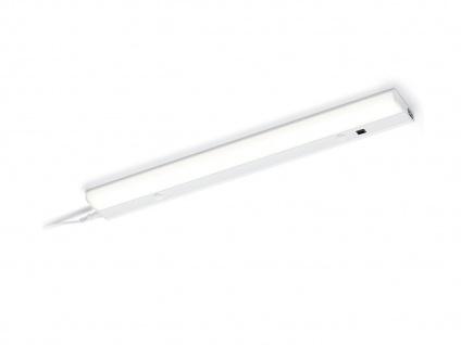 LED Lichtleiste 52, 8cm Unterbauleuchte SIMEO mit Bewegungssensor, Küchenlampe