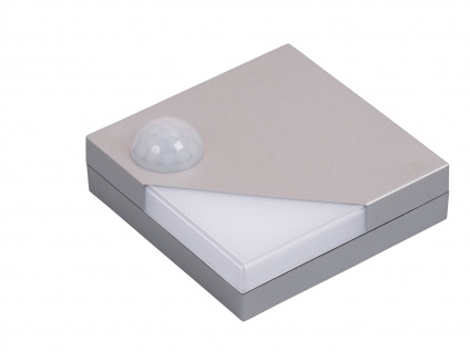 2 Stk. Batteriebetriebene Schrankleuchten LED Bewegungs-/Dämmerungssensor 0, 16W - Vorschau 4