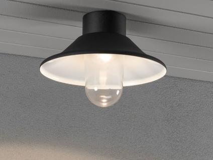 LED Deckenleuchte Außenleuchte Deckenlampe IP44, austauschbare Module - Vorschau 1