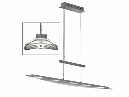 LED Hängeleuchte höhenverstellbar & dimmbar Länge 113cm Pendelleuchten Pendel