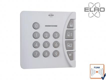 Codeschloss / Steuereinheit für Smart Home ELRO Alarmanlage AS8000 mit Handy App