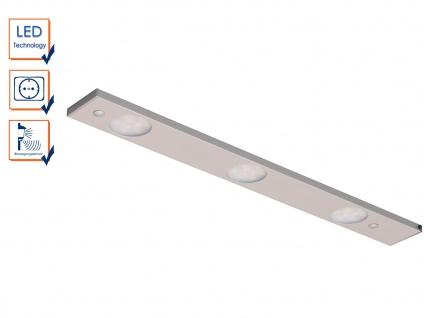 LED-Lichtleiste 45, 3cm Bewegungssensor Möbeleinbauleuchte zu Art.Nr. 7000.043