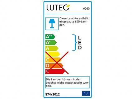 Runde LED Außenwandleuchte mit 90° schwenkbarem Kopf ALU Anthrazit 9, 4cm? medium - Vorschau 3
