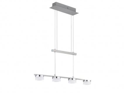 Höhenverstellbare LED Pendelleuchte dimmbar 16W Esstischlampe Büroleuchte modern