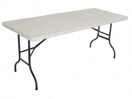 Klapptisch Campingtisch Gartentisch Esstisch Falttisch Biertisch klappba - Vorschau 2