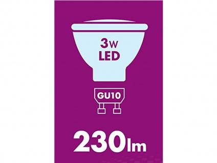 LED Leuchtmittel 3W kaltweiß, energiesparend, 12 LEDs XQ-lite - Vorschau 4