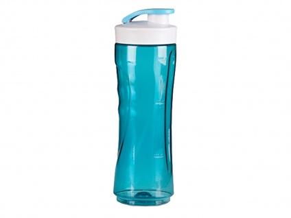 Ersatzbehälter / Trinkflasche für Smoothie Maker Mixer 600ml, blau, DOMO - Vorschau 2