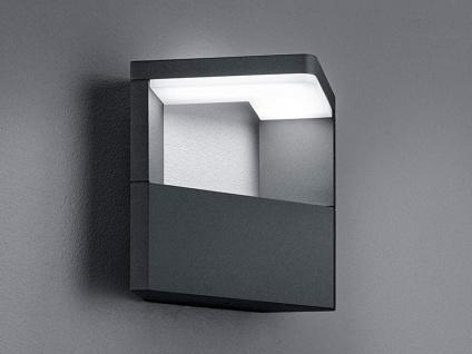 Außenwandleuchte / Wandleuchte GANGES inkl. 1x SMD LED 9W, 1000lm, IP54, Trio