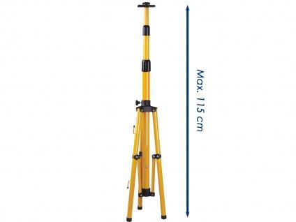 Stativ für Flutlichtstrahler Baustrahler Fluter CLB2-A17Y/ CLB2-A33Y & CLB2-A65Y